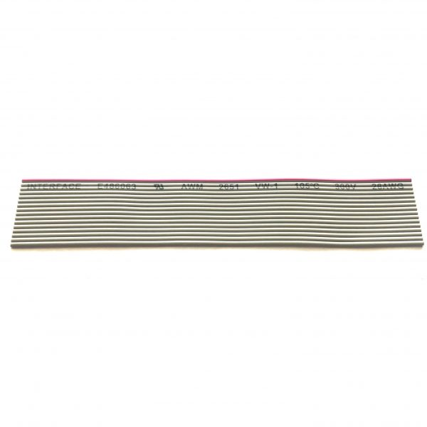16 Core Flat Ribbon Cable - Interface Connectronics