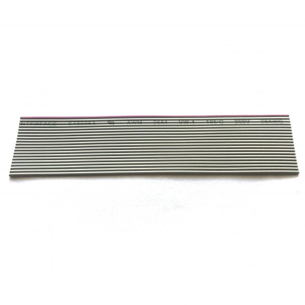 20 Core Flat Ribbon Cable - Interface Connectronics