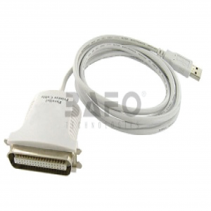 BF-1284 BAFO USB to Parallel Printer Adapter (CN36)