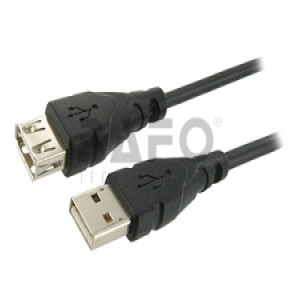 BPS108 BAFO USB2.0 AtoA Female 3Meter(s) Cable
