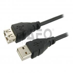 BPS169PB BAFO USB2.0 AtoA Female 1Meter Cable
