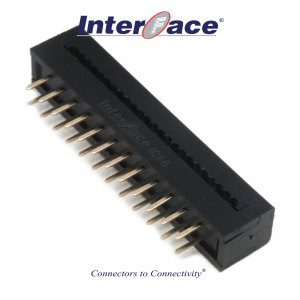 ICF6-024, 2.54mm 24Pin Transition Straight
