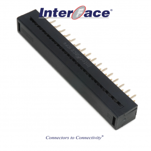 ICF6-034, 2.54mm 34Pin Transition Straight