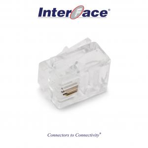 ICMP-62-00 RJ11 6P2C Plug Connectors