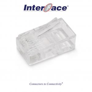 ICMP-84-00 RJ45 8P4C Plug Connectors