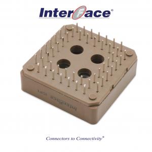 ICP1-52, 1.27mm 52 Way PLCC Socket