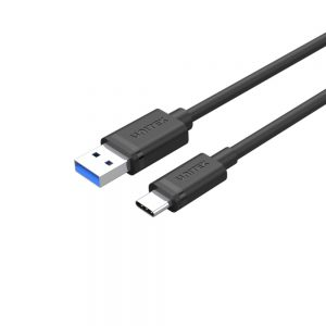 UT-118 Type A to USBC 5Gbps Cable Y-C474BK
