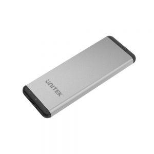 UT-134 Unitek USB3.0 M.2 SSD (NGFF/SATA) Aluminium Enclosure Y-3365