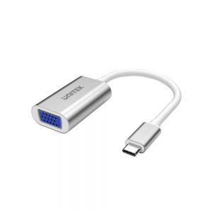 UT-135 USB3.1 USB-C to VGA Adapter Y-6315