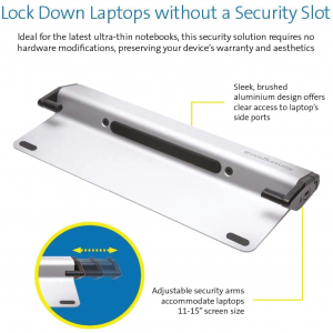 K64451WW Kensington MacBook and Surface Laptop Locking Station (no Lock Cable Included)(2)-01
