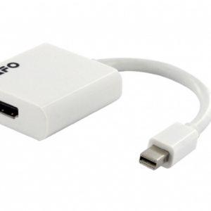 BF-2614 BAFO Mini DP to HDMI Adapter