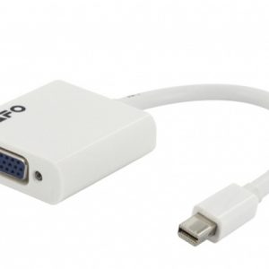 BF-2612 Mini DP to VGA Adapter